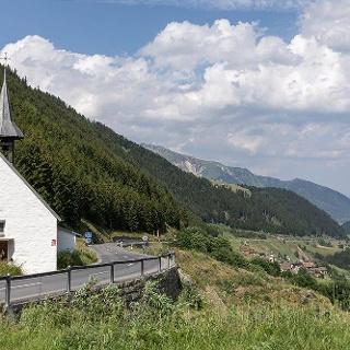 Tschamut Kapelle