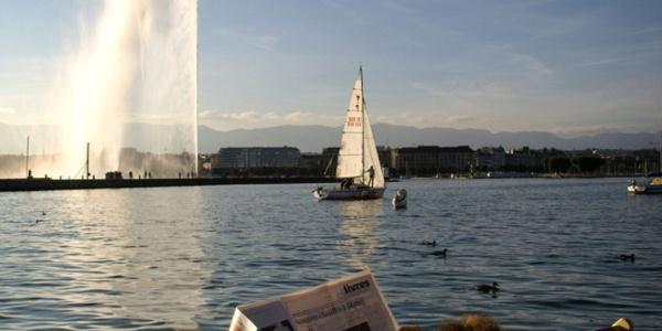 Jet d'eau Genf