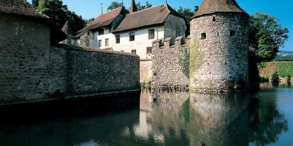 Wasserschloss Hallwyl