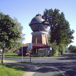 Wasserturm Bebra