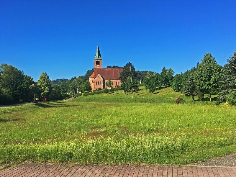Renchtal - Kirchentour (gemütlich)