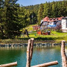 Alpengasthof Enzian vom Teich