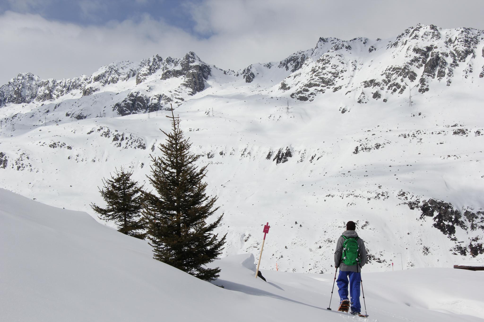 Schneeschuhtour Mettlen