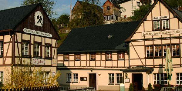 """Huthaus """"Zum Mollchner Stolln"""""""