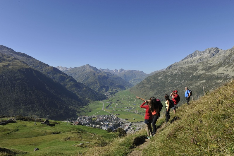 Wanderer Chilchenberge