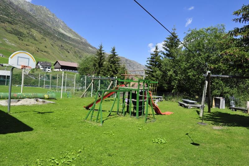 Spielplatz Hospental