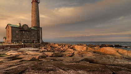 Archipelago - Bengtskär Leuchtturm, Finnland