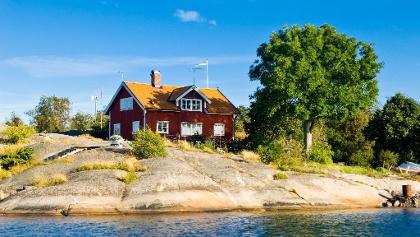 Haus im Archipelago