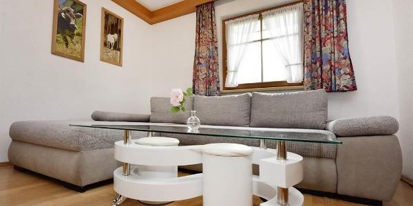 Wohnzimmer Couch (ausziehbar)