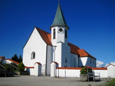 Wallfahrtskirche auf dem Pilgramsberg