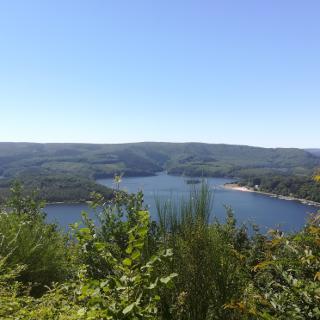 Uitzicht aan Simonsley