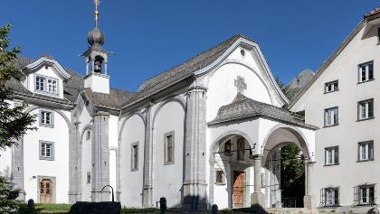 Kapelle und Pfrundhaus St. Karl, Hospental