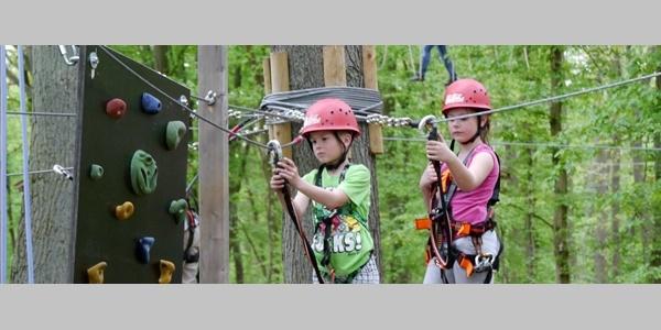 Klettern für Kinder