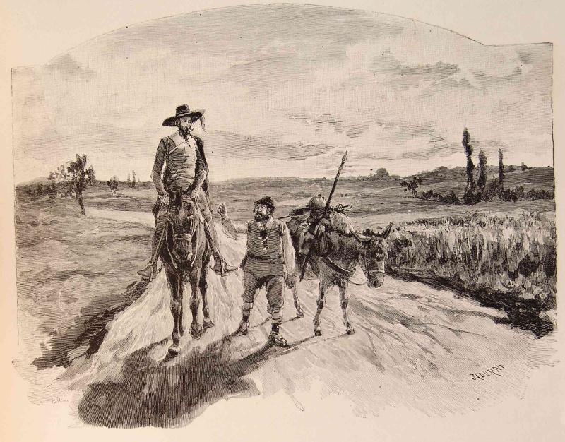 Don Quijote De La Mancha Ruhmreicher Ritter Oder Wahnsinniger
