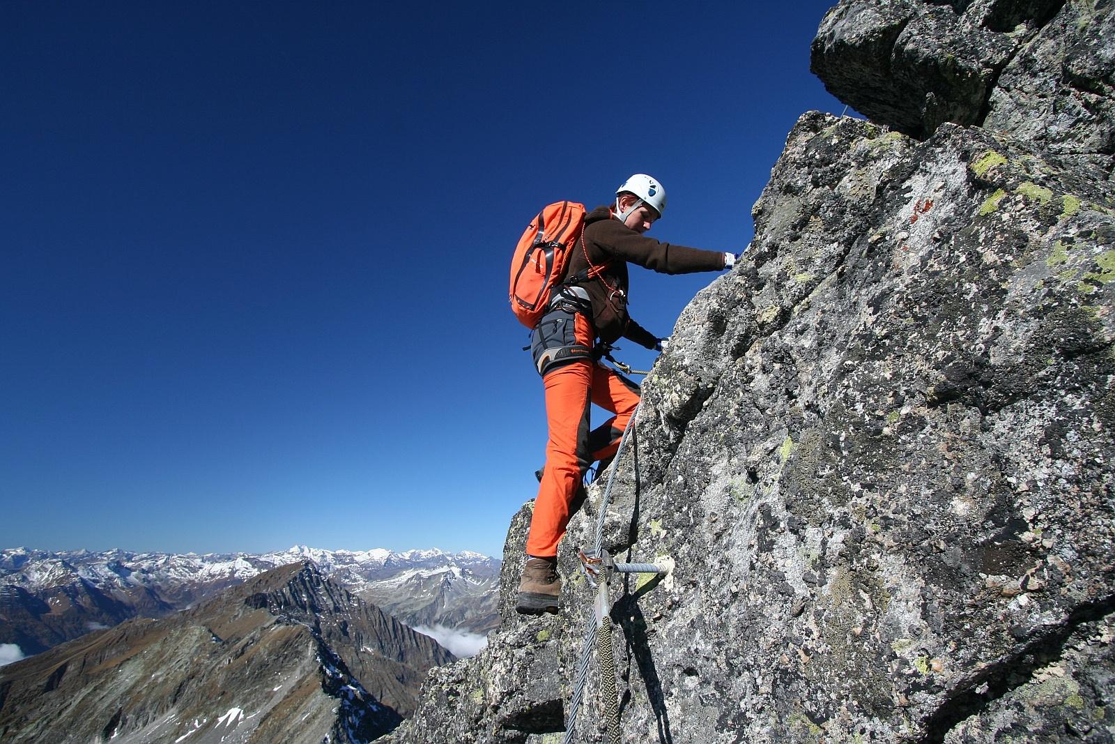Klettersteigset Alt : Die schönsten klettersteige in den hohen tauern