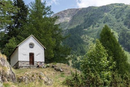 Kapelle St. Niklaus, Oberwald