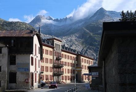 Grand Hotel Glacier du Rhône, Gletsch