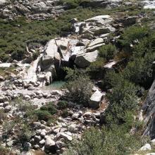 Wanderung zum Melosee und Capitellosee