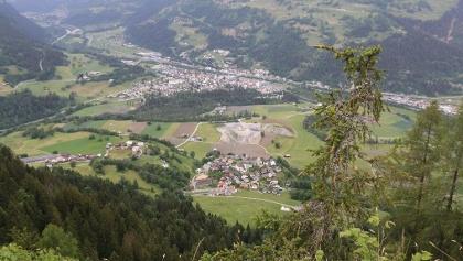 In die Bergwelt von Ilanz