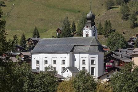 Reckingen, Pfarrkirche