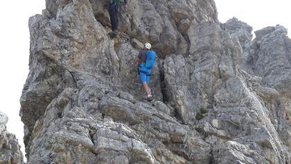 Klettersteig Känzele : Die schönsten klettersteige in bregenz