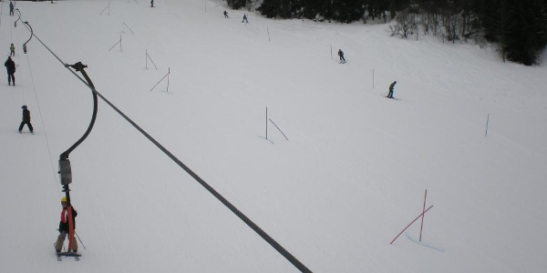 Skilift Bad-Lifte Eisenbach