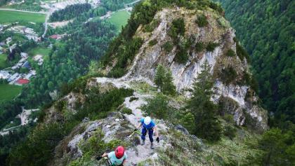 Foto von Klettersteig: Grünstein Klettersteig, Schönau am Königssee • Berchtesgadener Land (06.07.2018 21:25:23 #1)