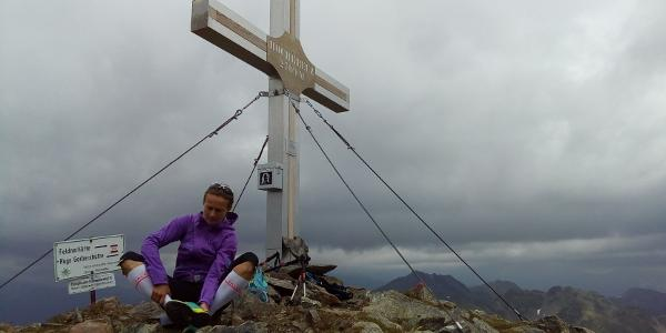Hochkreuz Gipfel