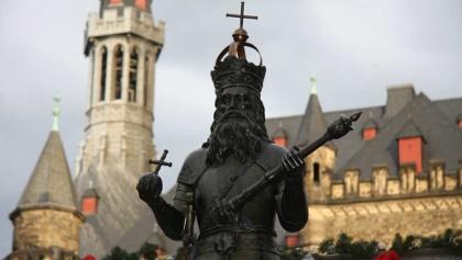 Karlsbrunnen Aachen