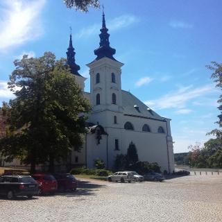 Vranov Church