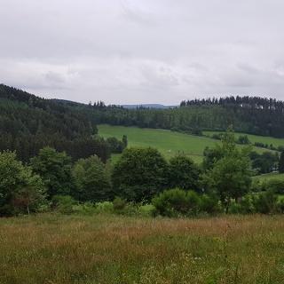 Weitblick ins Tal