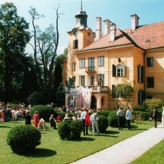 Am Weg: Schloss Feistritz