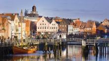 Radeln am Wattenmeer - von Husum nach Nordstrand