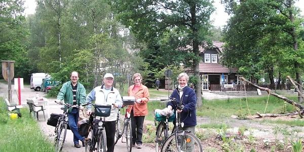 Bispingen-Radtour G-8 Benefizlauf