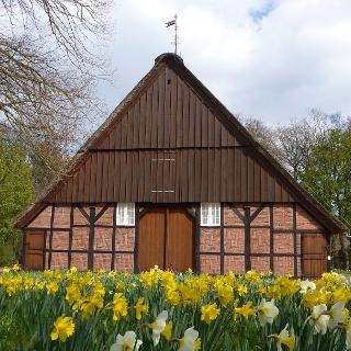 Museum Langes Tannen in Uetersen - Scheune