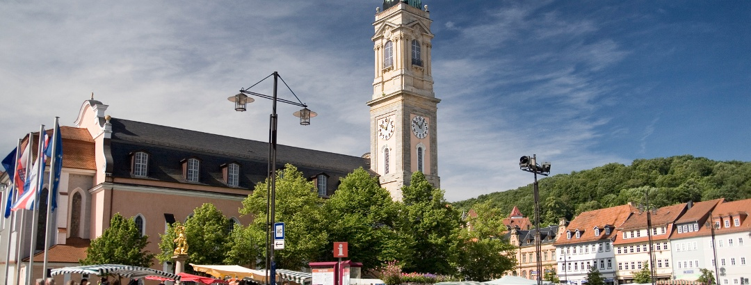 Markt in Eisenach