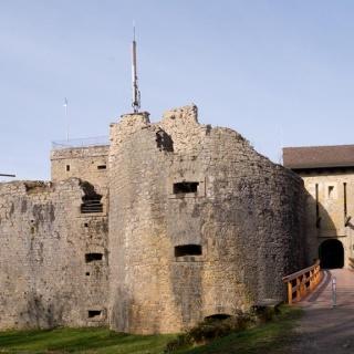 Ruine Küssaburg