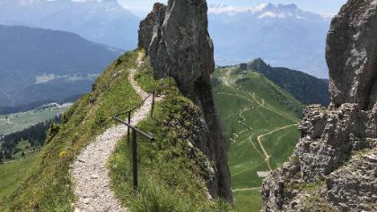 Klettersteig Wimmis : Klettersteige klettersteig jägihorn km bergwelten