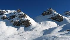 Sci alpinismo al Col di Poma
