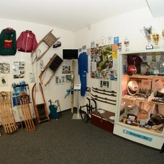 Ausstellung im Wintersportmuseun