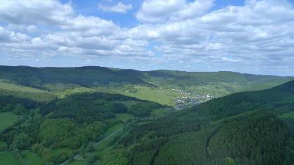 Blick auf Puderbach