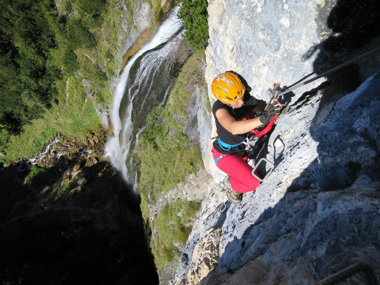 Klettersteig Immenstadt : Die schönsten klettersteige am achensee