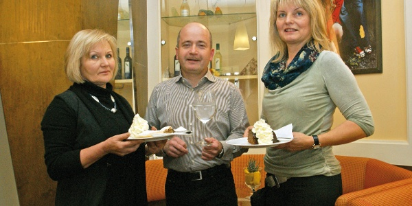 Cafe Hannes: Team