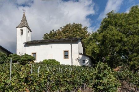Sierre: Kapelle St. Ginier
