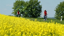 E-Bike-Tour 4: Aufs Dach des Frankenwaldes