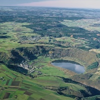 Vulkaneifel-Pfad: VulkaMaar-Pfad_Meerfelder Maar