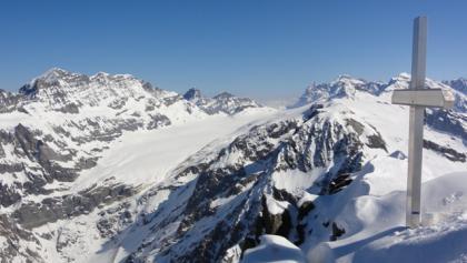 Gipfelkreuz am Hockenhorn