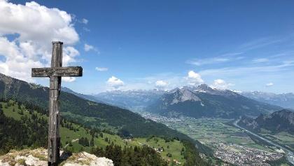 Aussichtsplattform Pizalun St.Margrethenberg