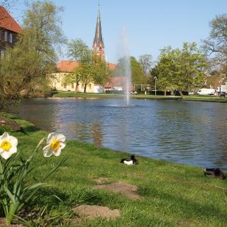 Schloss und Kirche Winsen Luhe