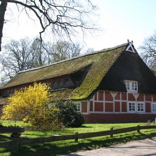 Fachwerkhaus von 1758